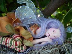 Online Class - Flower Faerie Online Cloth Art Doll Making Class
