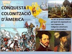 La conquesta i colonització d'amèrica. maite abad