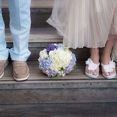 Shoes for Bride. Bride Flip Flops, Bridesmaid Flip Flops, Bridesmaid Sandals, Beach Wedding Sandals, Wedding Flip Flops, Wedge Flip Flops, Flip Flop Shoes, Diy Leather Sandals, Bride Shoes
