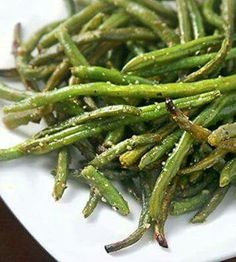 Yummy green beans