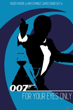 James Bond 007 - Poster Special Edition - For Your Eyes Only 2