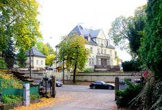 Villas in Frogner