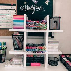Omgg comment all heart emojis if you love this stationery organization!🌈 Anyway, you can get popular stationery such as MUJI style gel pens, Zebra Mildliner highlighters, 'Mildliner' style highlighter