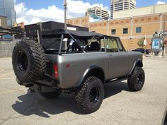 1976 International Harvester Scout II Build - Page 4