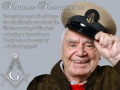 Ernest Borgnine, film and television actor whose career spanned more than six decades. He was an unconventional lead in many films of the 1950s, winning an Oscar in 1955 for Marty. Member of Abingdon Lodge No. 48, Abingdon, Virginia