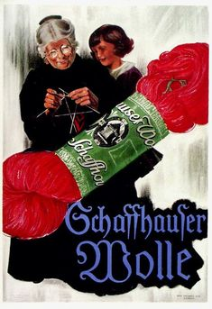 Saved fromposter-auctioneer.comVisitDalang Max - Schaffhauser Wolle