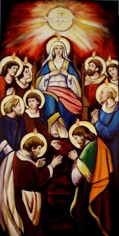 pentecost in catholic church