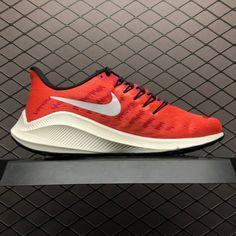 85436ab94d6b1 Cheap WMNS Nike Air Zoom Vomero 14 Red Black-Sail AH7858-800 For