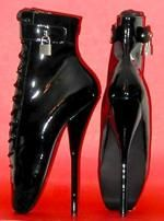 Ballet Boots Ballet Boots, Ballet Heels, Shoe Boots, Shoes, Christian Louboutin, High Heels, Pumps, Ankle, How To Wear