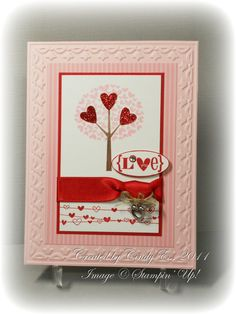~~Heart's Delight Cards~~: Love is in the Air!