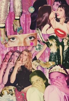 Amazing Photography, Art Photography, Plakat Design, Riot Grrrl, Photocollage, Fashion Collage, Oeuvre D'art, Wall Collage, Zine