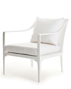 Riviera Collection Lounge Chair by Richard Frinier for Century Furniture