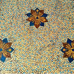 Beautiful #mosaic #tile #floor captured in the Buenos Aires #Argentina Cathedral by @maita.barrenechea. Such an uplifting #pattern!  #artisan #archilovers #architecture #buenosaires #cathedral #catedral #flooring #floorart #mosaik #mosaique #piso #tileart #tilelove #tileaddiction #tilework #tiledesign by tileometry