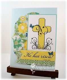 Card by ohmypaper! using Verve Stamps.  #vervestamps