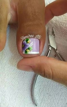 Педикюр Pretty Pedicures, Pretty Toe Nails, Cute Toe Nails, Nails & Co, Swag Nails, Hair And Nails, Toe Nail Color, Toe Nail Art, Pedicure Designs