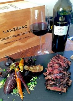 Beef Fillet, Merlot Reduction and Winter Vegetables for Mother�s day. http://drinksfeed.com/beef-fillet-merlot-reduction-and-winter-vegetables-for-mothers-day/ #foodporn
