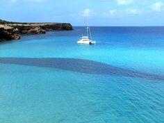 Cala Sahona, Formentera