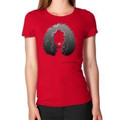 Long Luscious Hair Women's T-Shirt