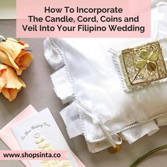 How To Have A Filipino Candle, Cord & Veil Wedding Ceremony – Sinta & Co. Wedding Ceremony Samples, On Your Wedding Day, Wedding Blog, Unity Candle, Candles, Filipino Wedding, Religious Ceremony, Wedding Rituals, Light Of The World