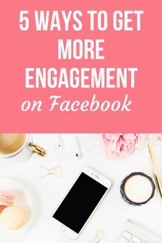 Finding it hard to get engagement on your Facebook fan page? Click to find out 5 ways you can increase comments, likes and shares of your Facebook fan page content!