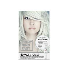 Bleaching Hair At Home, Serum, Punky Color, Bond, Brown Blonde Hair, Brassy Blonde, Blonde Shades, White Blonde, Semi Permanent Hair Color