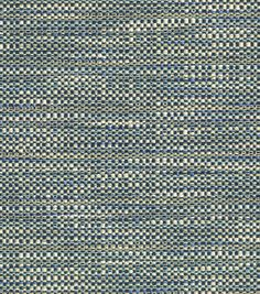 Upholstery Fabric-Waverly Tabby LapisUpholstery Fabric-Waverly Tabby Lapis,