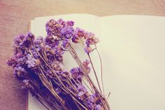 Check out Blank notebook and flower by Nuchylee Photo on Creative Market