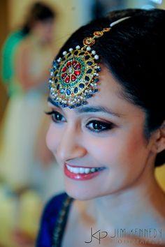 Indian bride See www.weddingsonline.in for more inspiration.