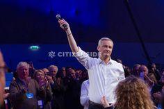 Paris : Bruno Le Maire lance sa campagne pour les primaires - A la une - via Citizenside France. Copyright : Christophe BONNET - Agence73Bis