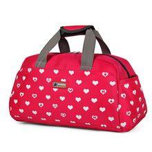 2017 New Nylon Waterproof Gym Sport Bag For Women Fitness Outdoor Sports  Trainging Designer Woman Handbag - Fatekey bbc72da355c84
