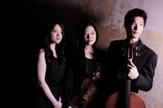 Fournier Trio, winners of 2013 Parkhouse Award who will perform at Wigmore Hall on 19 September 2014.