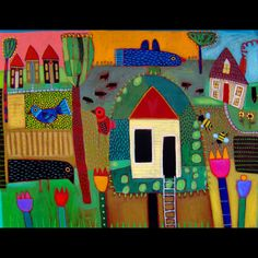 """""""Treehouse"""" by Terrell Powell"""