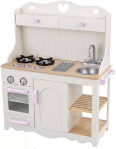 62 Best Kitchens For Little Girls Images Play Kitchens Playroom
