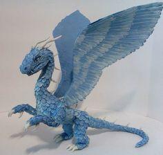 Picture of Making Paper Dragon - Safira