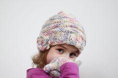 Jednoduchý návod jak uplést dětskou čepici