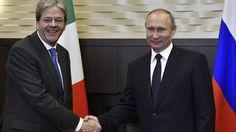 16 ноября 2017   L'Indro: политика санкций ещё скажется на отношениях Италии и России   https://russian.rt.com/inotv/2017-11-16/LIndro-politika-sankcij-eshhyo-skazhetsya