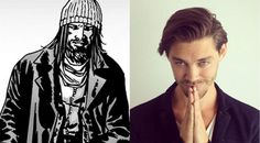 Jesus / Tom Payne.
