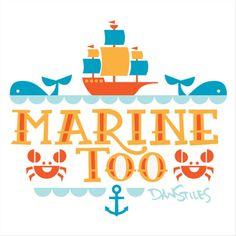 Marine Too