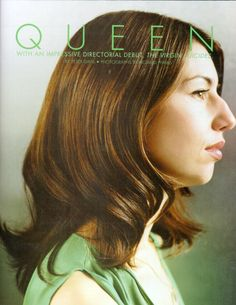 Sofia Coppola. Proud owner of a distinctive nose :) like mine ;)