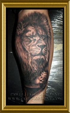 #tattoo by PAWEÅ