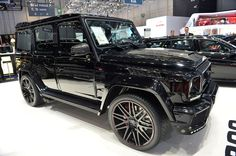 Brabus G800 iBusiness 'literally knows no limits' and has WiFi
