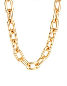 ASOS chain link collar necklace
