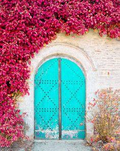 Weirwood Door