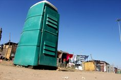 Residents from Ramaphosa Informal settlement in Ekhruleni still use old toilets, and most of them in the area have to walk long distance for water, most people in the area say there are no jobs and they are living in poverty. Picture: Nokuthula Mbatha