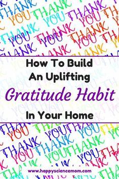 Gratitude | Gratitude Activities | Gratitude Journal | Give Thanks | Thanksgiving | Bedtime Routine | Bedtime Prayer | Grateful | Books about gratitude for kids