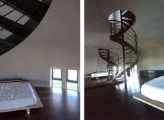 Chateau d'Eau: Water Tower Conversion by Bham Design Studio
