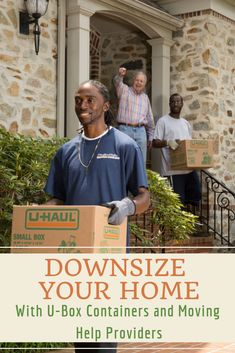 Downsizing your home is easy when our Moving Help providers and U-Box containers do it all for you👊 Click through to learn more about downsizing your home with U-Box containers. Pressure Treated Plywood, Moving Truck Rental, Moving Containers, Free Move, Senior Communities, Getting Rid Of Clutter, Storage Facility, Old Photos, Flexibility