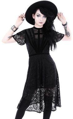 Black Dahlia | DRESS