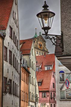Augsburg, Germany, such fond memories for our family. We miss our friends there.