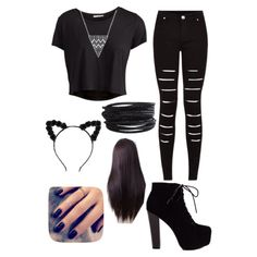 Andrea Russett inspired! LOVE LOVE LOVE this outfit!!